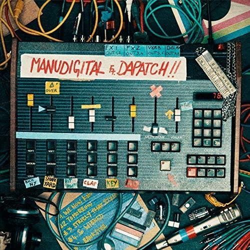 Manudigital feat. Dapatch
