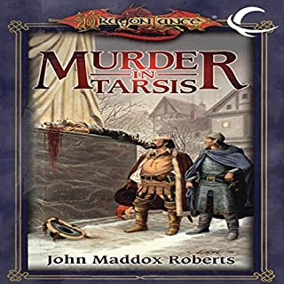 Murder in Tarsis cover art