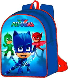3D PJ Masks Backpack Official Licensed,Preschool Backpack