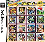 500 in 1 Games Card Cartridge Multicart for Nintendo DS NDS NDSL NDSi