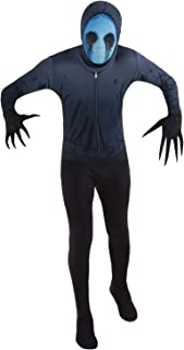 Morphsuits Official Eyeless Jack Urban Legends Kids Halloween Fancy Dress Costume - Large (Age 10-12)