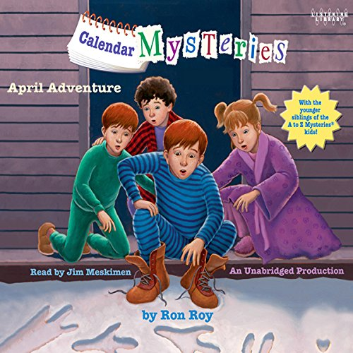 April Adventure audiobook cover art