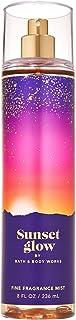 Bath & Body Works SUNSET GLOW Fragrance Mist, 8 fl oz / 236 ml