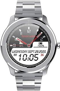 Walory Pulsera Inteligente Reloj Deportivo Inteligente A Prueba de Agua Monitor de Actividad Reloj Inteligente de Fitness,...