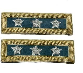 Civil War U.S. Officer's Shoulder Strap - INFANTRY - LIEUTENANT GENERAL