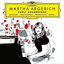 martha argerich early recordings