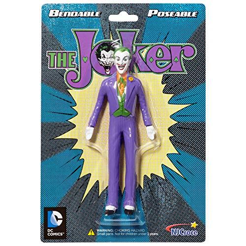 NJ Croce Classic Joker Action Figure, Multicolor