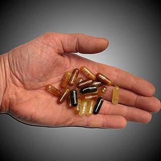 MIX 10 capsule vegetali (0,5 ml) di profumi di incenso vivente senza alcool GRENIER IMPERIAL profumo Made in FRANCE (conse...
