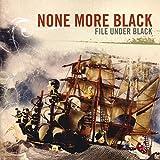 File Under Black von None More Black