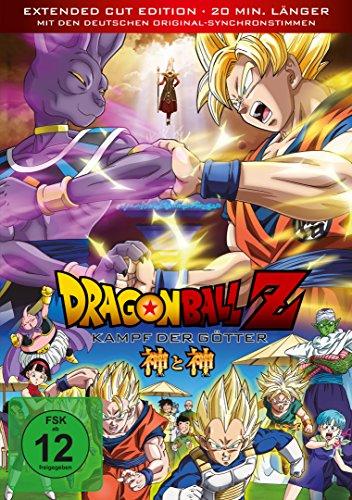 Dragonball Z - Kampf der Götter (Extended Cut Edition)