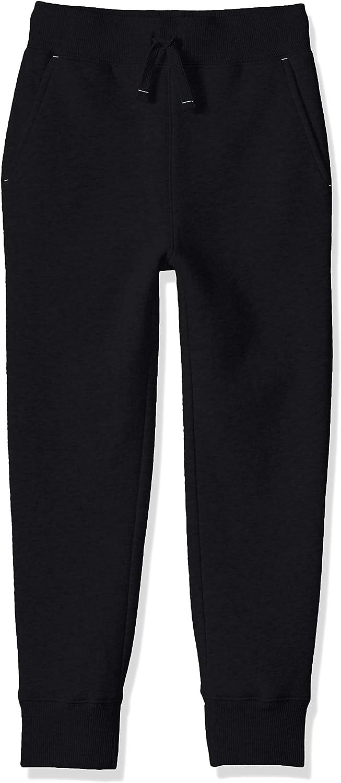 Amazon High material Essentials Boys' High order Sweatpants Jogger Fleece
