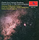 Ives, C.: Universe Symphony (Completed by L. Austin) / Orchestral Set No. 2 / The Unanswered Question