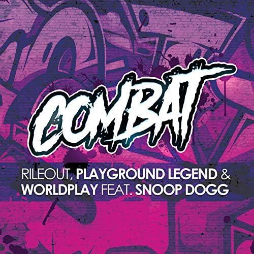 Rileout, Playground Legend & Wordplay feat. Snoop Dogg