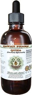 Quina Alcohol-Free Liquid Extract, Quina (Cinchona officinalis) Dried Bark Glycerite Natural Herbal Supplement, Hawaii Pha...