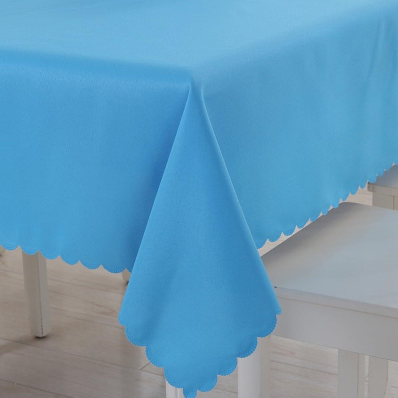 Unbekannt Küchenwäsche Einfarbige Tapete Rechteckige Tapete MultiFarbe optionale Tapete Geeignet für Familientreffen Hochzeit Spezielle Event-Fotos (Farbe   H, größe   180  300cm) B07B417B77 Clever und praktisch | Zuverlässige Qu