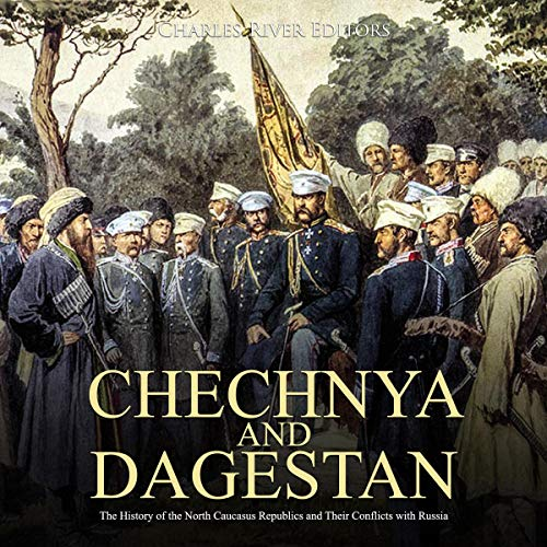 Chechnya and Dagestan cover art