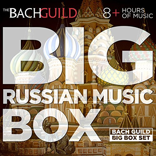 Big Russian Music Box
