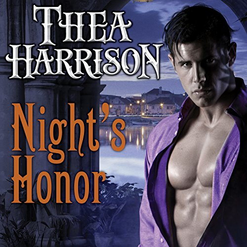 Night's Honor audiobook cover art