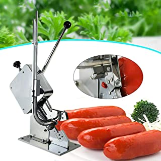 Pinza para salchichas de la marca DIFU, manual, para salchichas manuales, para hacer salchichas manuales, para hacer salchichas, 4000 unidades