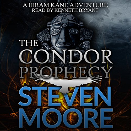 The Condor Prophecy audiobook cover art