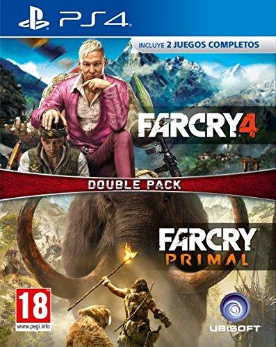 Compilación: Far Cry 4 + Far Cry Primal