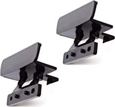 Ezzy Auto Pack of 2 Center Console Armrest Lid Latch fit for GM 20864151 20864153 20864154