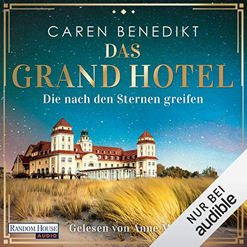 Das Grand Hotel audiobook cover art