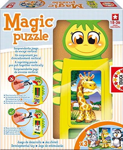 Educa - 15499 - Tower Puzzle