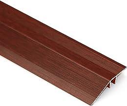 Drempelovergangsstrip Threshold Carpet Cover Floor Trim Free Boor 4.5x150cm Profielen 2 stks Kleurrijke vloer drempel rand...