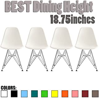 Best plastic side chairs Reviews