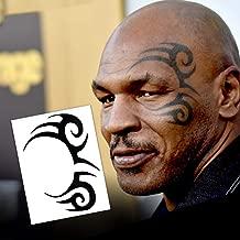 mike tyson's tattoo