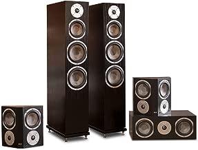 KLH Kendall 5.0 Speaker System (Black Oak)