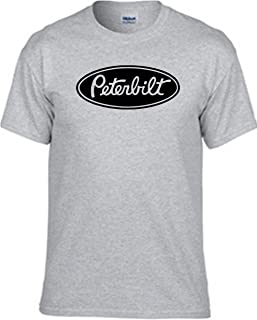 Peterbilt T-Shirt Semi Truck Fan T Shirt