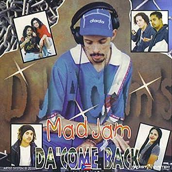 Dj Adam Mad Jam Da Come Back