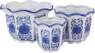 Best large chinese ceramic planters Reviews