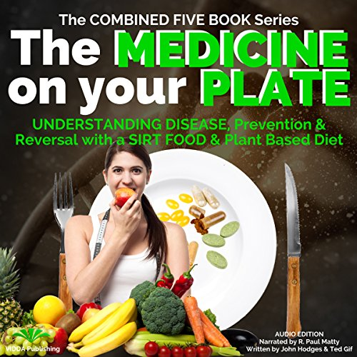 The Medicine on Your Plate audiobook cover art
