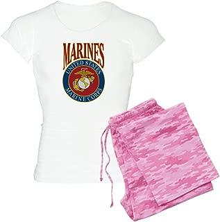 Women's Light Pajamas US Marines Marine Corps Emblem