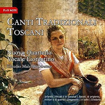 Canti tradizionali toscani, Vol. 3 (Canti infantili, rituali e di questua, sociali, di prigionia, militari e di guerra, zingarette, a ballo, d'osteria)