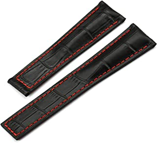 tag heuer carrera leather strap buckle