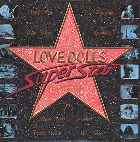 Lovedolls Superstar Sampler (Verschiedene Interpreten) [Vinyl LP]