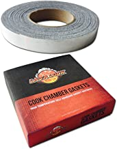 LavaLock Nomex High-Temp Replacement Complete Gasket Kit for Lg XL Big Green Egg Ceramic Lid Top