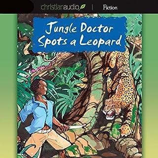 Jungle Doctor Spots a Leopard cover art