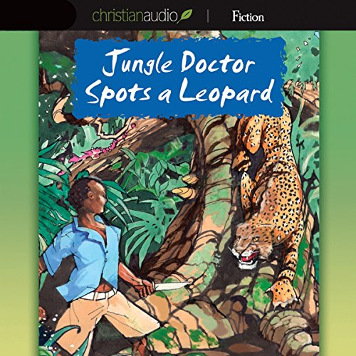 Jungle Doctor Spots a Leopard copertina