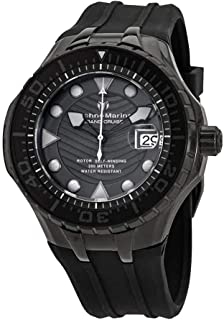 Technomarine Grand Cruise Automatic Black Dial Men's Watch TM-118082
