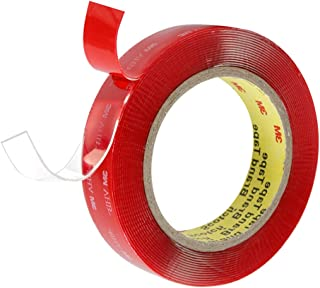 Double Sided Tape, JOWRANT 3M 4910 Heavy Duty Mounting Tape Clear, VHB Waterproof Foam Tape for Office Decor, Home Decor, ...