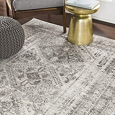 "Artistic Weavers Desta Area Rug, 7'10"" x 10'2"", Charcoal"