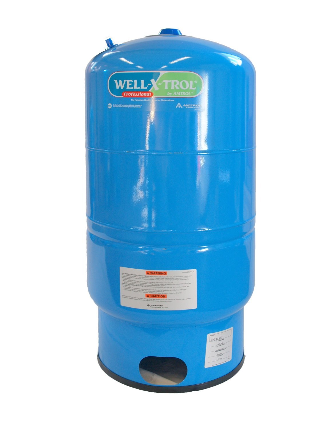 Amtrol Wx 202 Well Pressure Tank Hydraulic Tanks Amazon Com