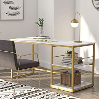 Best table desk with storage Reviews