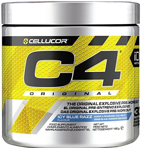 Cellucor C4 Original Pre-Workout Supplement, Strawberry Margarita