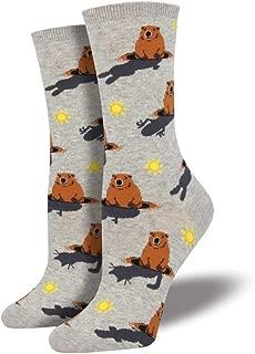 groundhog socks